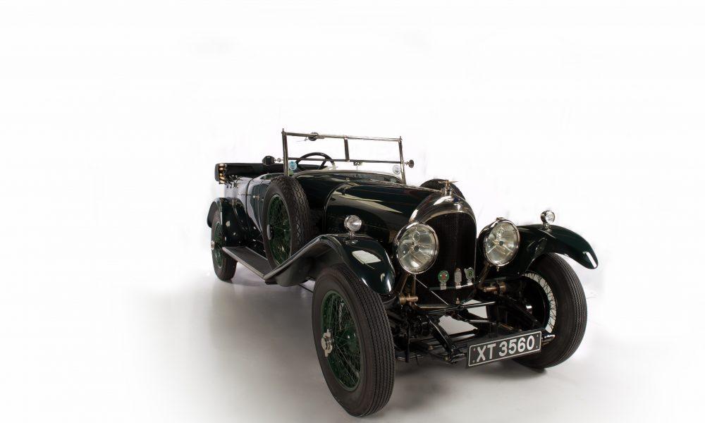 W.O. Bentley 3.0 Litre